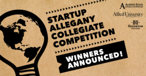 Start-Up Allegany Pitch Competition Winners